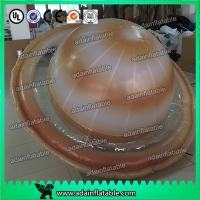 Wholesale Customized 2m Inflatable Planet Decoration Lighting Inflatable Saturn from china suppliers