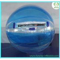 Wholesale Blue Inflatable Water Moving Ball from china suppliers