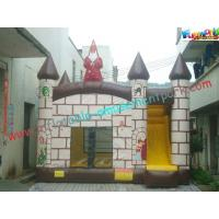 Wholesale OEM Outdoor Inflatable Bouncer Slide Commercial / Home Use For Kids from china suppliers