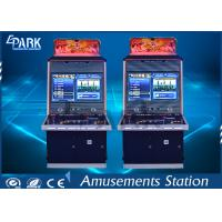 Wholesale 32 Inch Screen Coin Operated Arcade Machines Street Fighter Tekken Fiberglass Material from china suppliers