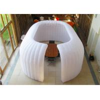 Wholesale Meeting Room Advertising Inflatable Tent Oxford Cloth Material OEM Service from china suppliers