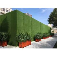 Wholesale Realistic Green Fake Grass Roll , Low Height Artificial Turf Grass Easy Installation from china suppliers