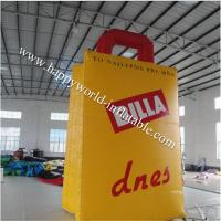 Wholesale Big inflatable shopping bag replica from china suppliers