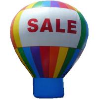 Buy cheap Inflatable balloon, blimp, airship , rooftop balloon, advertising balloon, from wholesalers