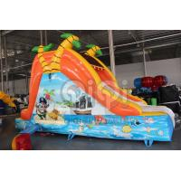 Wholesale Backyard Inflatable Slide For Kids from china suppliers