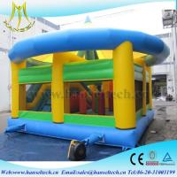 Quality Hansel top quality tiger china inflatable bouncy castle sport game for sale