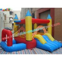 Wholesale Cool Indoor Inflatable Bounce Houses , Ball Pool Bounce House from china suppliers