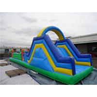 Wholesale Children Inflatable Amusement Park Waterproof with 0.55mm PVC Tarpaulin from china suppliers