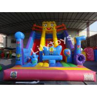 Wholesale GuangzhouInflatable Slide Rental or Sell  , Pink SpongeBob giant Inflatable Slide for Sell . from china suppliers