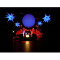 Wholesale 2mD Inflatable Light Ball With 16 Colors Changing Light from china suppliers