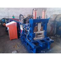Wholesale Automatic Roll Forming Machine C And Z Purlin Steel Channel Quick Change from china suppliers