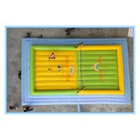 Wholesale Funny Inflatable Volleryball Play Arena(CY-M2734) from china suppliers