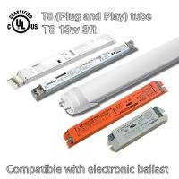 Wholesale 13W Fluorescent Led Tube Replacement , SMD Led T8 Fluorescent Replacement Tubes from china suppliers