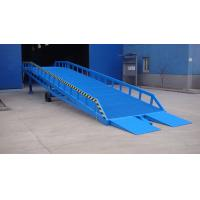 Wholesale Blue Giant Hydraulic Dock Levelers Adjustable Loading Dock Ramp DCQY20-0.5 from china suppliers