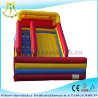 Wholesale Hansel 2017 hot selling PVC outdoor play area blow up instruments from china suppliers