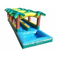 Wholesale Giant  Slip N Slide Water Slidewater / Bouncy Slip And Slide  Funny Dual Lane from china suppliers
