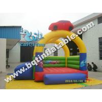 Wholesale Inflatable Mini car Combo,inflatable colourful bouncer,inflatable standard combo from china suppliers