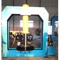 Wholesale 11KW Motor 25Mpa Forklift Tire Press Machine  Frame Type Structure 300 Ton from china suppliers