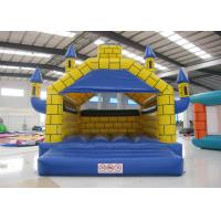 Digital Printing Indoor Jump House , Party Children'S Bounce House 5 X 6m Fire Resistance