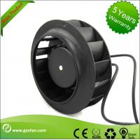 Wholesale High Efficiency EC Motor Fan Backward Curved Blower For Hvac 225mm from china suppliers