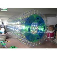 Wholesale 2.8M Long TPU Body Zorbing Bubble Ball Walk On Water Inflatable Ball from china suppliers