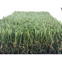 Wholesale 1.75 Inch Wave 44mm Outdoor Artificial Grass Hawkish Texture from china suppliers