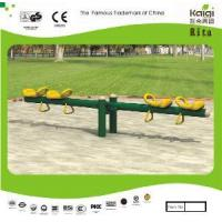 Quality Outdoor Sesaw (KQ10194B) for sale