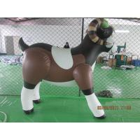 Wholesale pvc inflatable goat for advertising/ inflatable pvc goat for promotion/inflatable animal from china suppliers