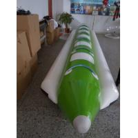 Wholesale Water Games One Tubes Inflatable Banana Boat Flying Fish Boat from china suppliers