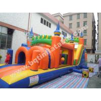 Quality Inflatable obstacle course for sale,inflatable sports game for sale