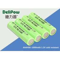 Wholesale Environmental Cold Resistant Aaa 1.2 V Rechargeable Batteries from china suppliers