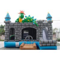 Wholesale Colorful Inflatable Bouncer Combo With Slide For Garden Commercial Events from china suppliers