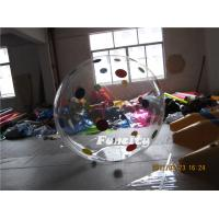 Wholesale Clear Inflatable Human Sphere Inflatable Water Walking Ball 2M Diameter from china suppliers