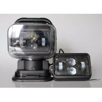 Wholesale 7 Inch Square Led Marine Searchlight , 30 Degee Spot 12v Truck Led Headlights from china suppliers