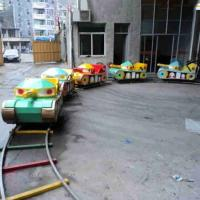 Wholesale New small train Children's track small train Shopping park electric small train amusement equipment Customizable from china suppliers