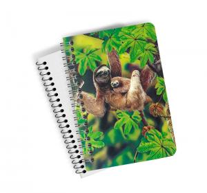 Wholesale Pretty Dogs And Cats 3D Lenticular Spiral Animal Notebook Covers With  A4,A5,A6 Size from china suppliers