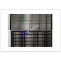 Quality Framed Mongoose Shaker Screen For Oil Filtration / Drilling Waste Management for sale