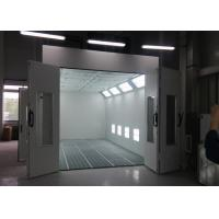 Wholesale Heat Recuperation Spray Paint Booth Systems , Spray Bake Paint Chamber CE TUV Certification from china suppliers