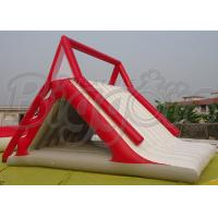 Wholesale Inflatable Water Game Floating Water Slide PVC For Inflatable Park from china suppliers