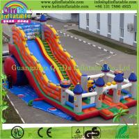 Wholesale Inflatable Bounce House Super Slide Moonwalk Jumper Bouncer Bouncy Jump Castle from china suppliers