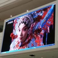 Wholesale HD Video P8 Full Color LED Display Board , Waterproof Outdoor LED Video Screen from china suppliers