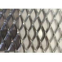 Wholesale Galvanized Expanded Metal Screen Mesh Stainless Steel Diamond Hole Shape Customized from china suppliers