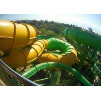 Wholesale Customized Tube Water Slide Spiral Slide For Adult Outdoor Sport from china suppliers