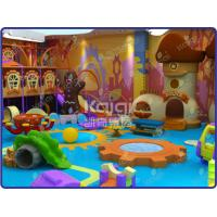 Wholesale Amusement Park Indoor Playground Equipment For Family Entertainment Center from china suppliers
