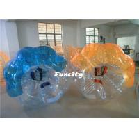 Wholesale Colorful TPU Bumperz Bubble Ball Inflatable Custom Made For Adult from china suppliers
