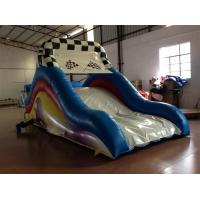 Buy cheap Small Size Inflatable Dry Slide 5-7 Children Capacity / Kids Bouncy Castle With from wholesalers
