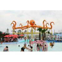 Wholesale Kids / Adults Fiberglass Water Playground Equipment For Water Amusement Park With Pump from china suppliers