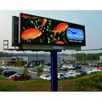 Wholesale P6 SMD Outdoor LED Advertising Display High Brightness For Public Places from china suppliers
