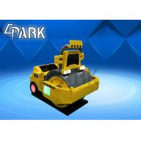 Wholesale Amusement 3D Tractor Video Game Kiddy Ride Machine  With Colored Lights from china suppliers