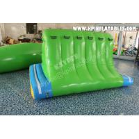 Wholesale Inflatable water Cliff climbing wall for aqua park from china suppliers